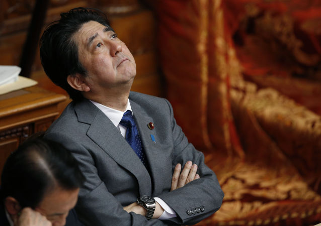 安倍晋三首相