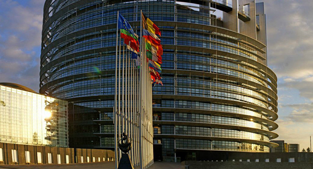 Strasbourg / The Council of Europe