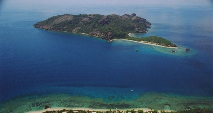 A satellite monitoring station in Fiji would provide india with an independent satellite tracking capacity. At present, India relies on the US and Australia to assist it with monitoring its satellites over the Pacific. Photo: Kuata Island, Fiji