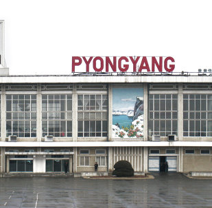 Pyongyang International', North Korea, Pyongyang International Airport
