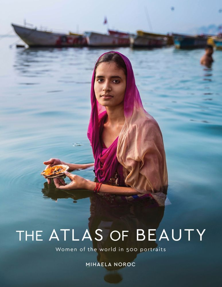 『The Atlas of Beauty』の表紙